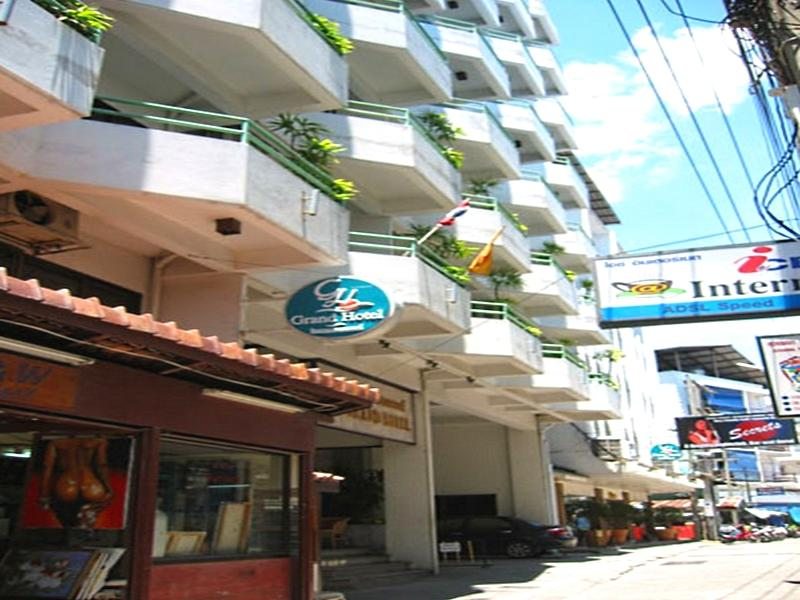 Grand Hotel Pattaya - Hotels and Accommodation in Thailand, Asia