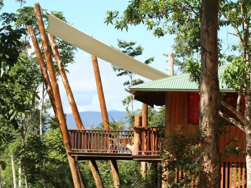 Rose Gums Wilderness Retreat - Hotell och Boende i Australien , Malanda