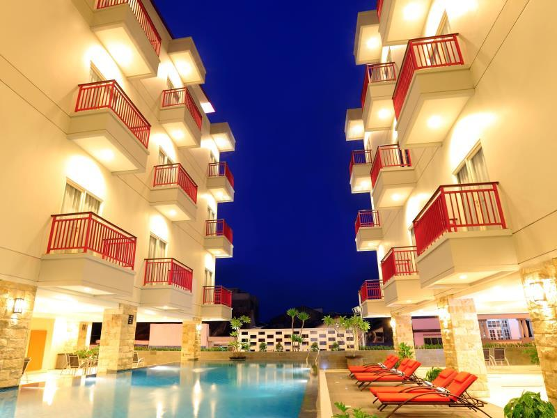Lombok Plaza Hotel - Hotels and Accommodation in Indonesia, Asia