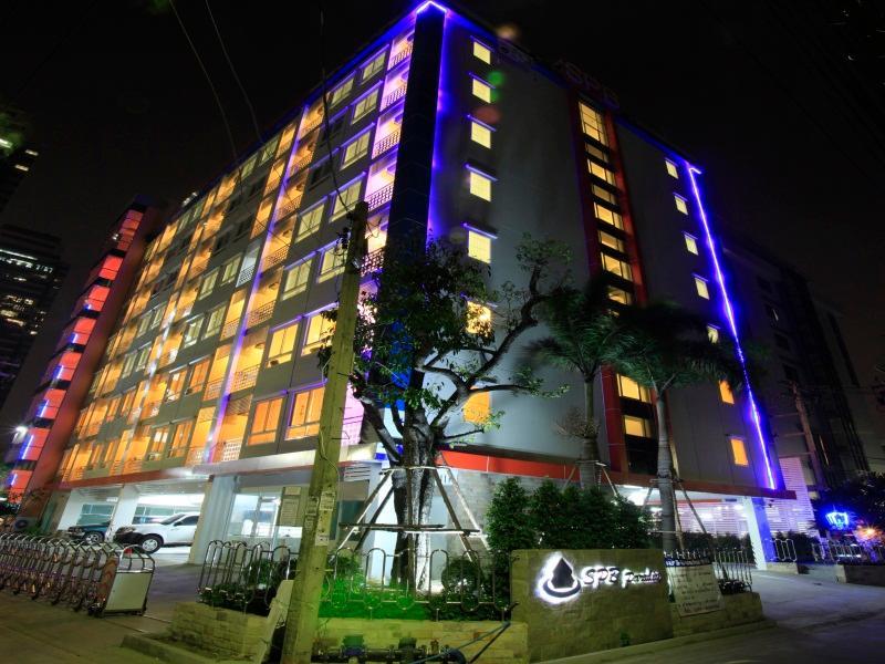 Hotell Spb Paradise Hotel i , Bangkok. Klicka för att läsa mer och skicka bokningsförfrågan