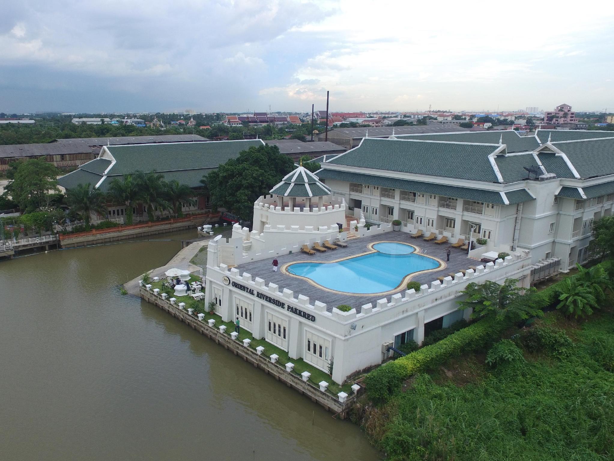 โรงแรมบัดดี้ โอเรียนทอล ริเวอร์ไซด์ ปากเกร็ด (Buddy Oriental Riverside Pakkred Hotel)'s photo