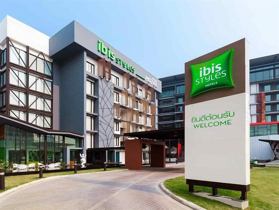 Ibis Styles Chiang Mai Hotel - Hotels and Accommodation in Thailand, Asia