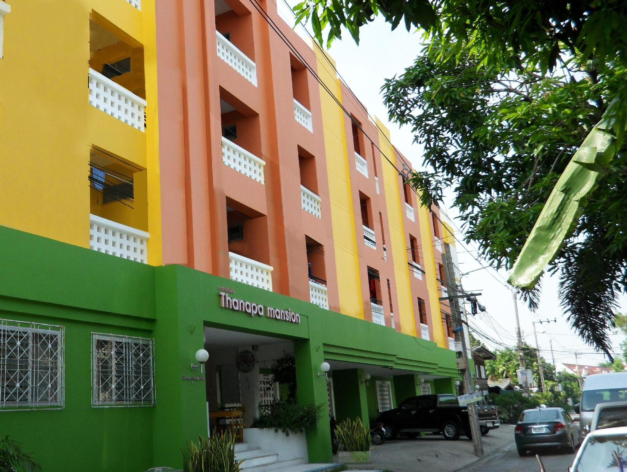 Thanapa Mansion Don Muang Airport - Hotels and Accommodation in Thailand, Asia