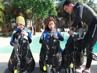 Club Mabuhay Lalaguna Resort & Dive Center Puerto Galera - Erholungseinrichtungen