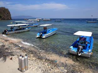 Club Mabuhay Lalaguna Resort & Dive Center Puerto Galera - Strand