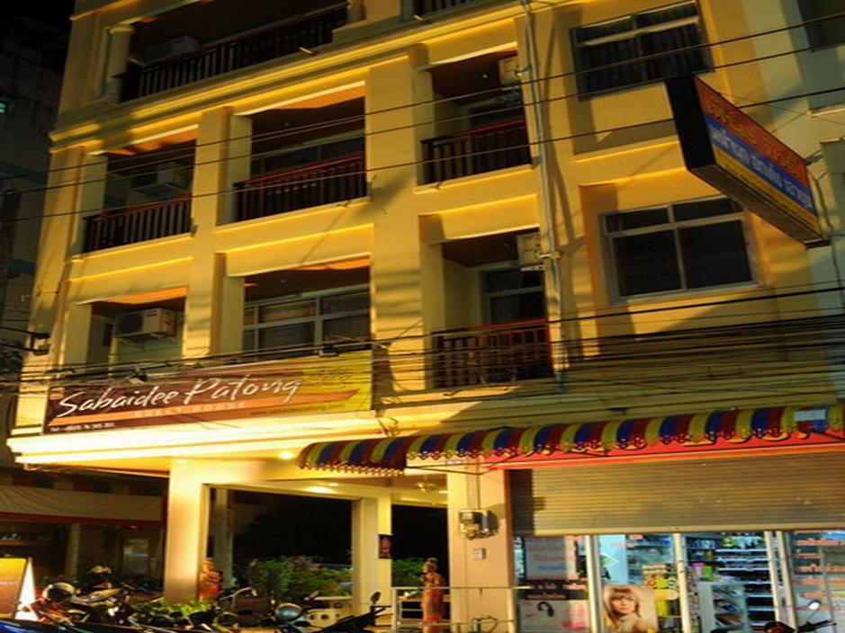 Hotell Sabaidee Patong Guesthouse i , Phuket. Klicka för att läsa mer och skicka bokningsförfrågan