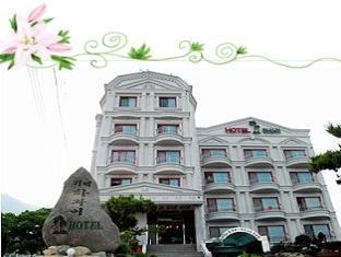 โรงแรม จีโอเจฮาวายคอนโดบีชโฮเต็ล  (Geoje Hawaii Condo Beach Hotel)