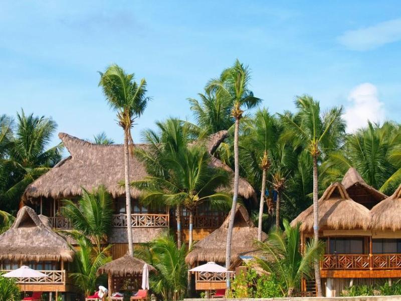 The Coral Blue Oriental Villas & Suites סבו