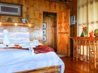 The Coral Blue Oriental Villas & Suites סבו - חדר שינה