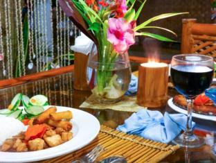 The Coral Blue Oriental Villas & Suites סבו - מסעדה