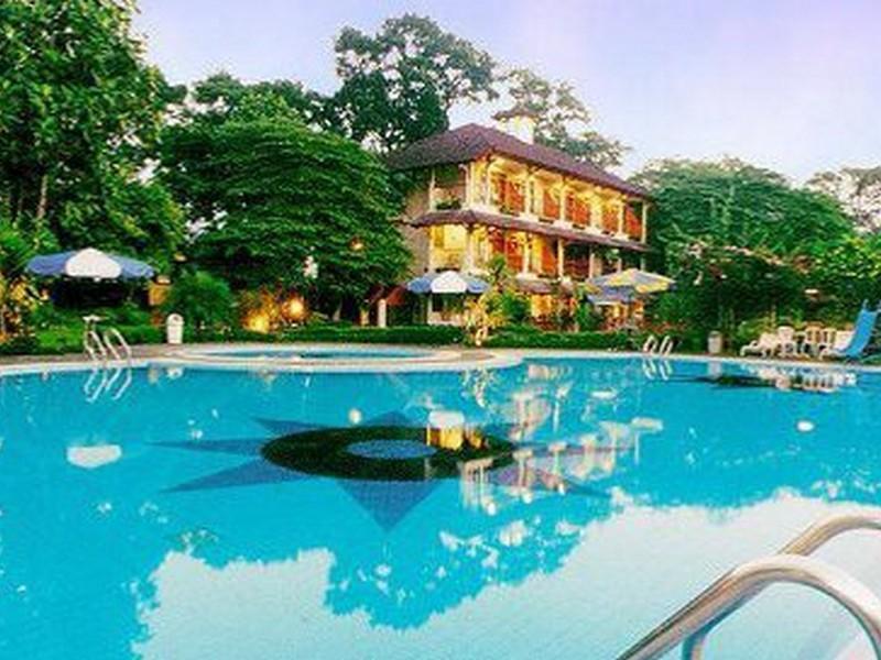 Hotell Hotel Taman Sari