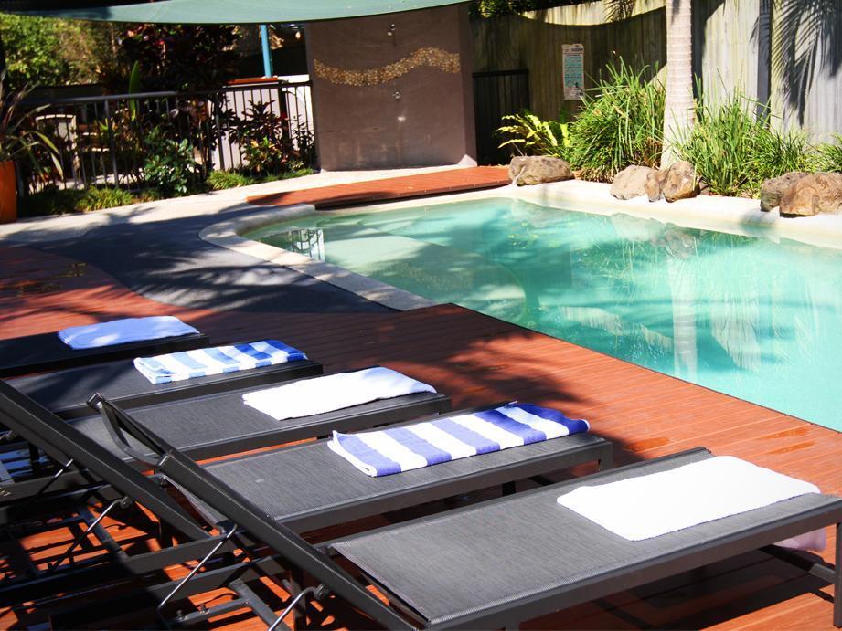 Byron Beachcomber Resort - Hotell och Boende i Australien , Byron Bay