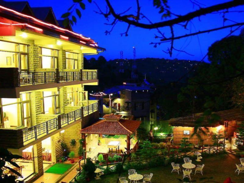 Kasauli Castle Resort - Hotell och Boende i Indien i Kasauli