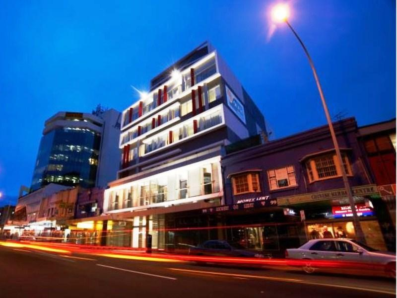 Quest Bondi Junction Serviced Apartments - Hotell och Boende i Australien , Sydney