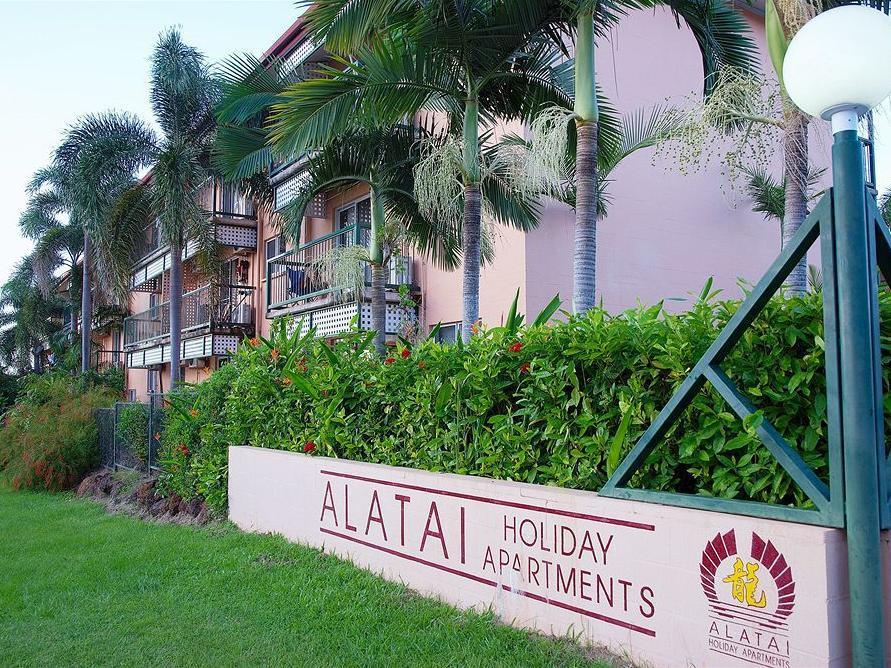 Alatai Holiday Apartments - Hotell och Boende i Australien , Darwin