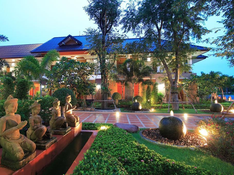 Juntra Resort - Hotels and Accommodation in Thailand, Asia