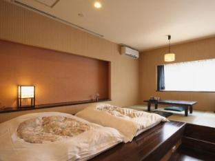 Gora Ichinoyu Hotel האקונה - חדר שינה