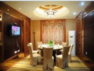 Super 8 Hotel Jiaxing PingHuShangJin - Restaurant