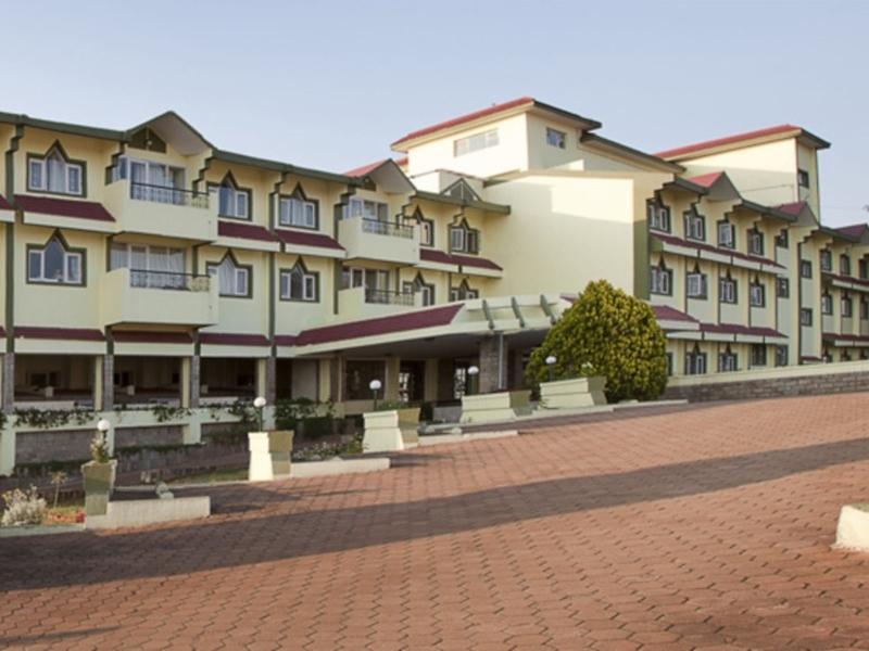 Sterling Elk Hill Hotel - Hotell och Boende i Indien i Ooty