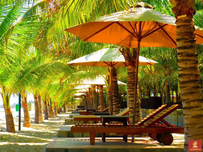 Hotell Con Ga Vang Resort