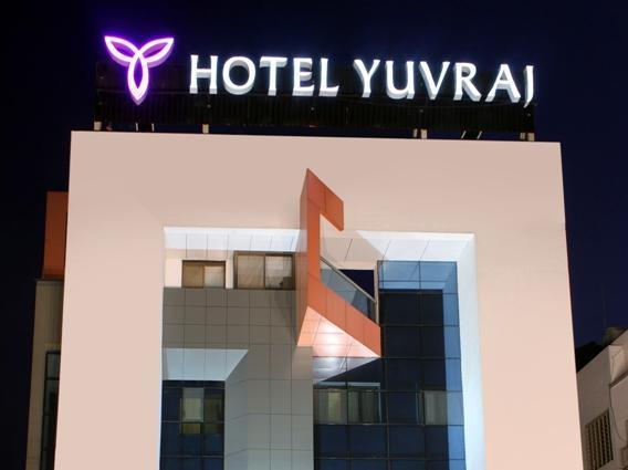 Hotel Yuvraj - Hotell och Boende i Indien i Aurangabad