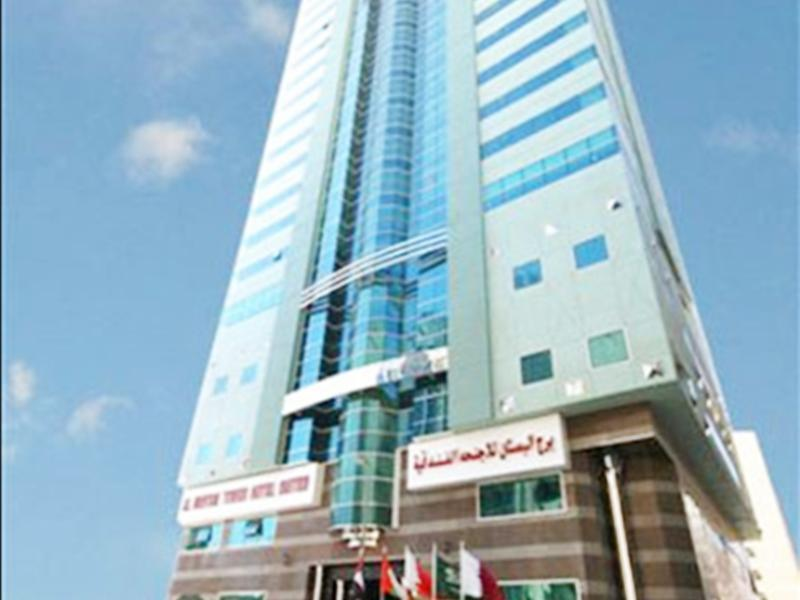 Al Bustan Tower Hotel Suites - Hotels and Accommodation in United Arab Emirates, Middle East