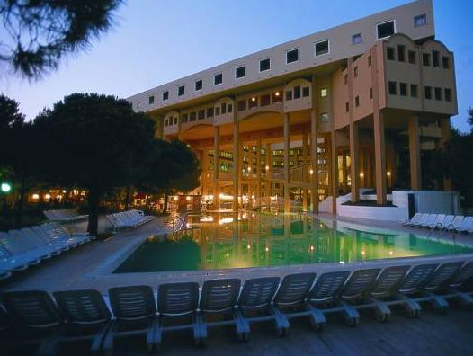 Corinthia Excelsior Side Hotel - Hotell och Boende i Turkiet i Europa