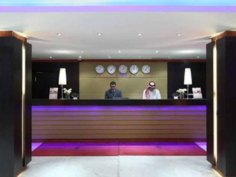 Crom Airport Hotel - Hotels and Accommodation in Saudi Arabia, Middle East