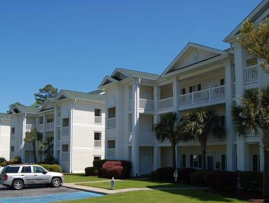 River Oaks Golf Resort - Hotel and accommodation in Usa in Myrtle Beach (SC)