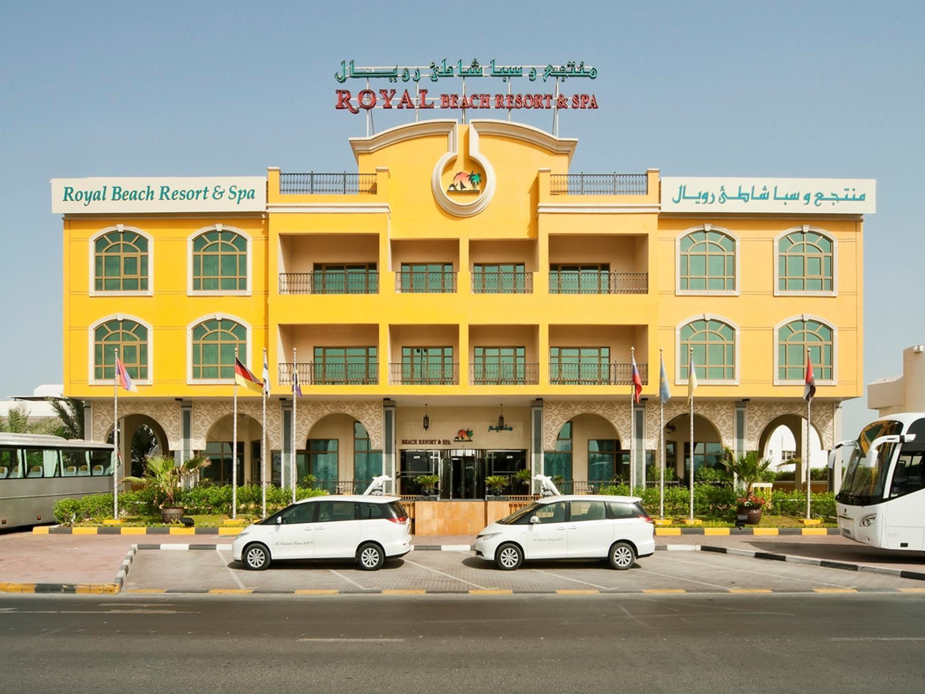 Royal Beach Resort & Spa - Hotels and Accommodation in United Arab Emirates, Middle East