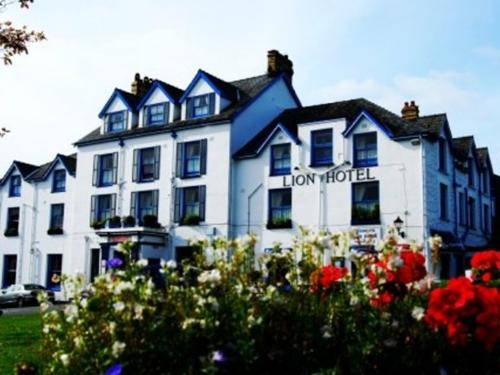 The Lion Hotel - Criccieth