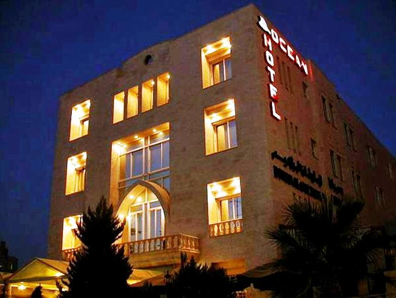 Ocean Hotel Amman - Hotels and Accommodation in Jordan, Middle East