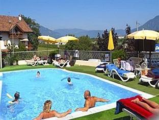Hotel Pension Alexandres Appiano sulla Strada del Vino - Swimming Pool