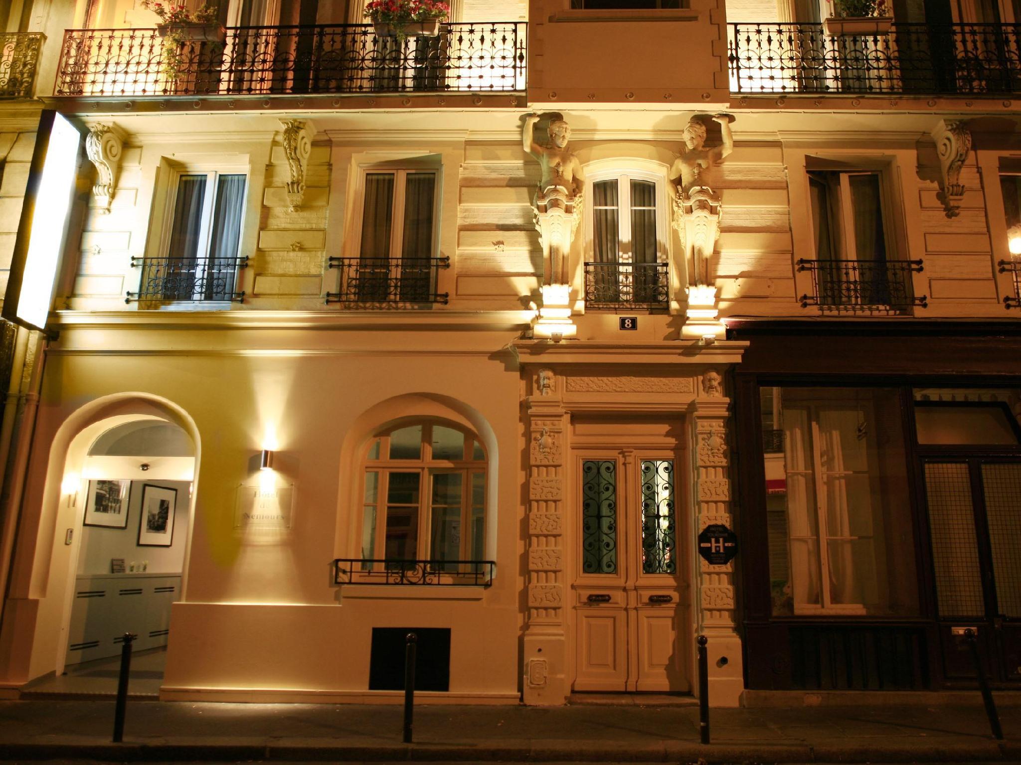 Nemours Hotel - Hotell och Boende i Frankrike i Europa