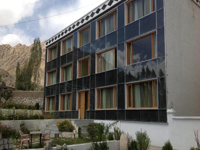 Hotel Panorama - Hotell och Boende i Indien i Leh