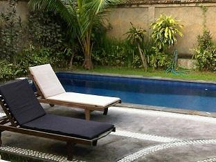 Villa Mahalini Bali - Hotellet indefra