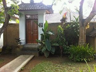 Villa Mahalini Bali - Hotellet udefra