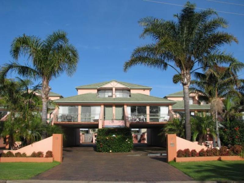 Tuscany Apartments - Hotell och Boende i Australien , Merimbula