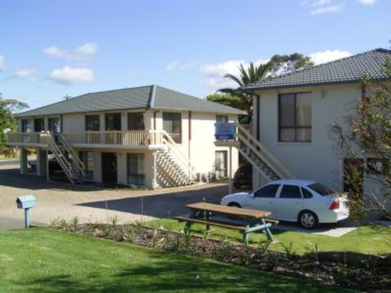 Southern Comfort Holiday Units - Hotell och Boende i Australien , Merimbula