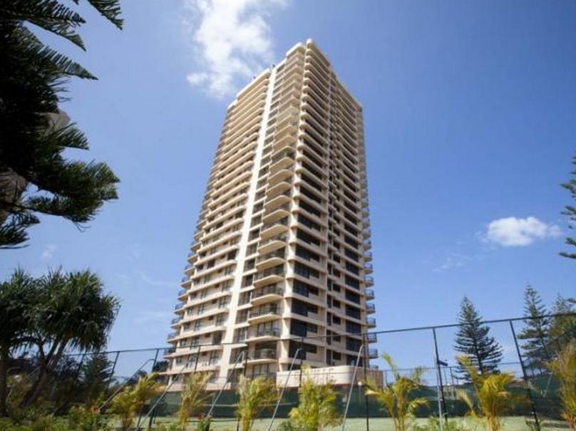 De Ville Apartments - Hotell och Boende i Australien , Guldkusten