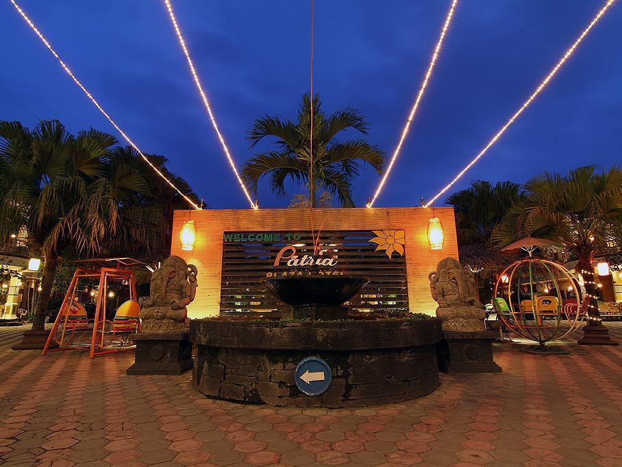 Hotell Patria Plaza Hotel