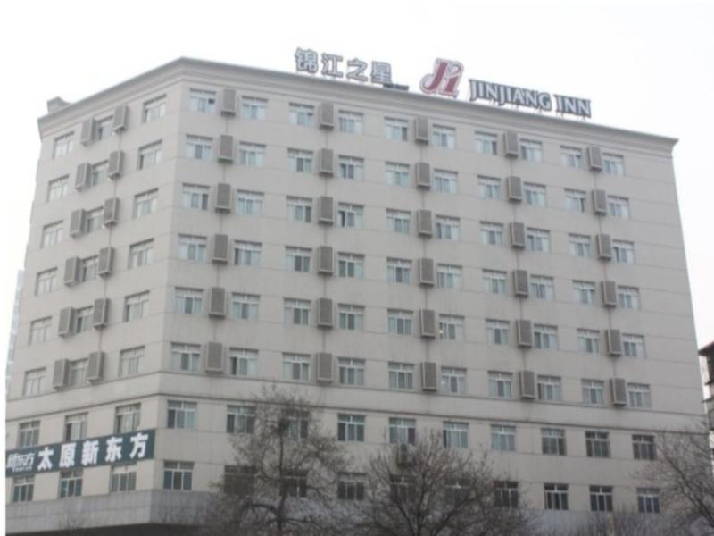 Jinjiang Inn Taiyuan Yingze Park - Taiyuan