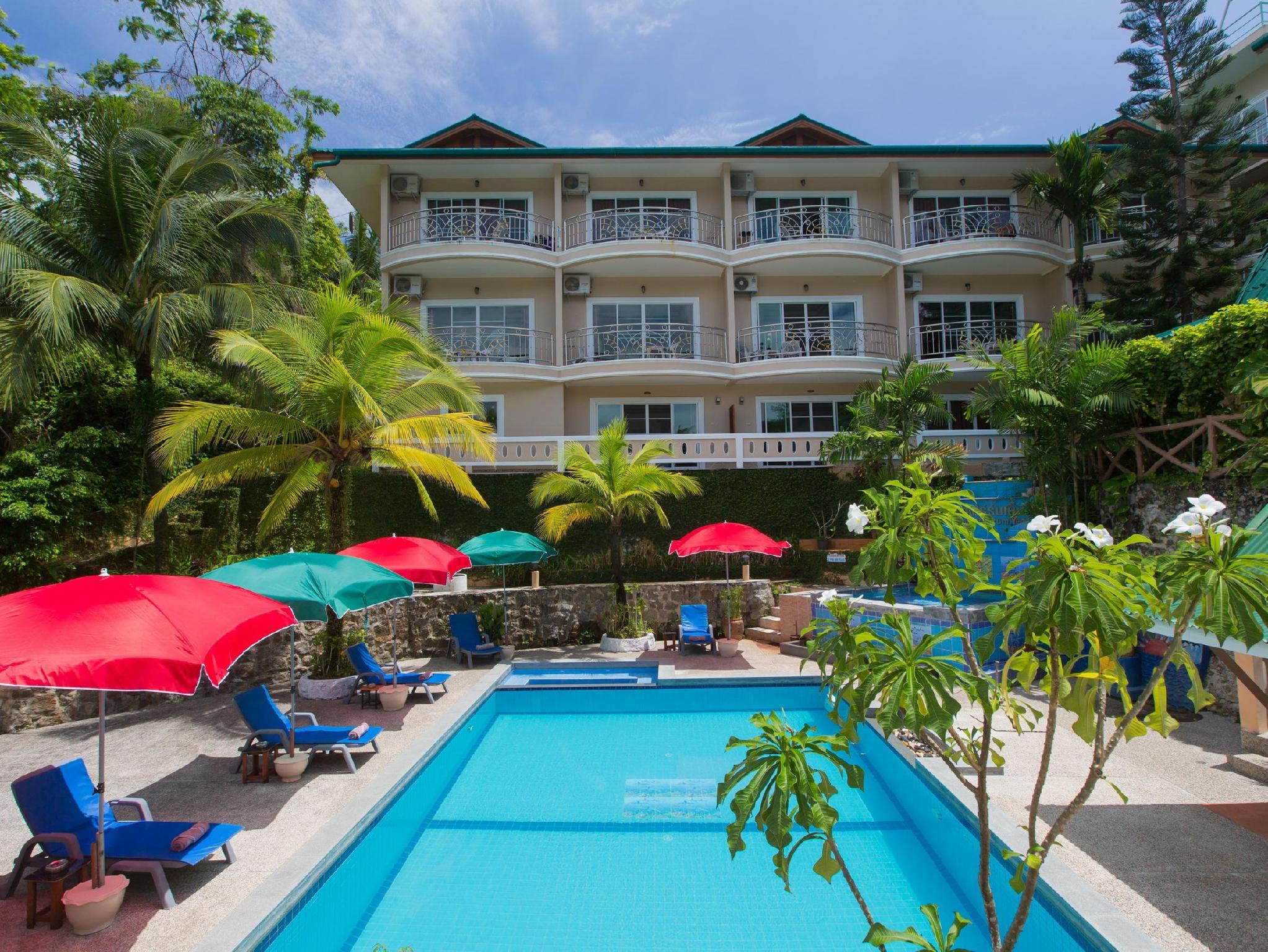 Patong Rai Rum Yen Resort - Hotels and Accommodation in Thailand, Asia