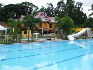 Bohol Coconut Palms Resort Bohol - Uszoda