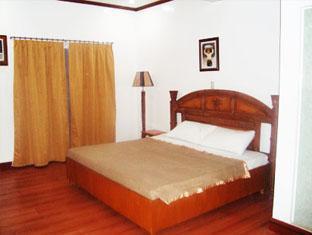 Bohol Coconut Palms Resort בוהול - חדר שינה