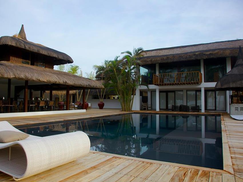 Hotell Ananyana Beach Resort