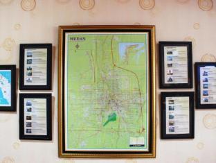 Kesawan Hotel Medan - Tourism Map and Information