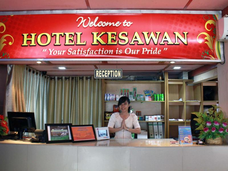 Kesawan Hotel מדאן