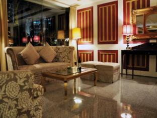 Danau Toba Hotel International Медан - Вітальня представницького класу