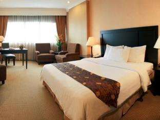 Danau Toba Hotel International ميدان - غرفة الضيوف